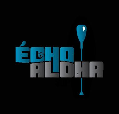 Echo Aloha paddle board dans les Laurentides