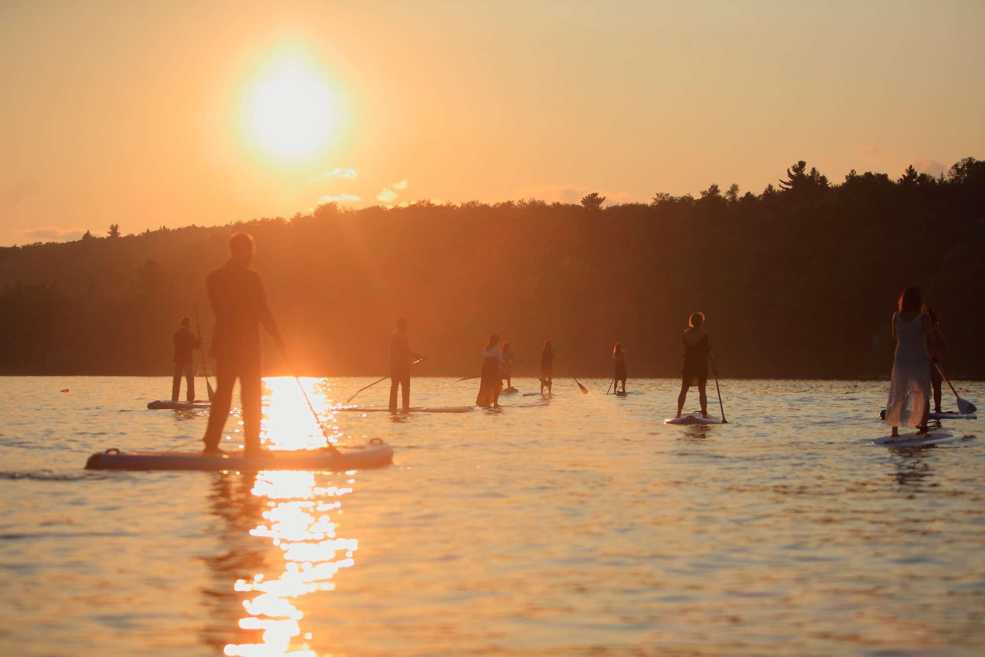 Paddle Board Laurentides