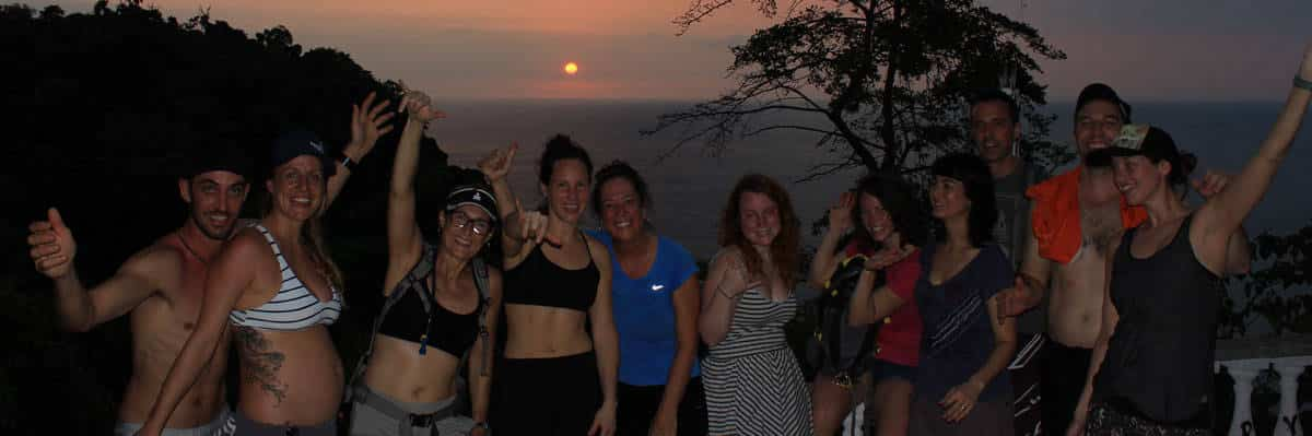 Voyages de Surf, SUP et yoga Costa Rica