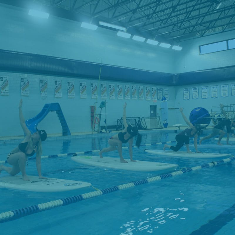 Inscription maintenant SUP Fitness/Yoga en Piscine