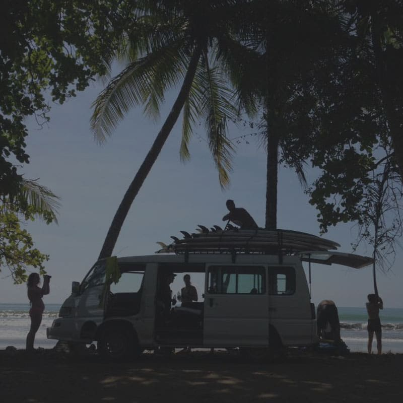 Voyage de Surf, SUP et yoga – Costa Rica
