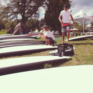 Echo Aloha - Cours de paddle board SUP