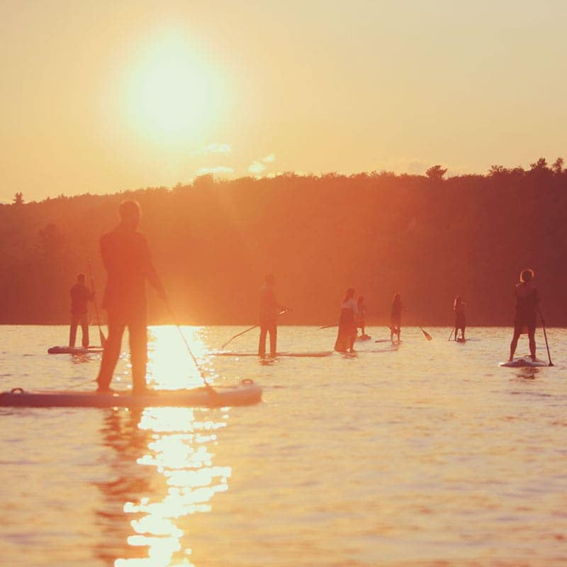 Paddle Board Laurentides
