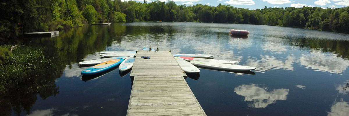 Location de planches de Paddle Board