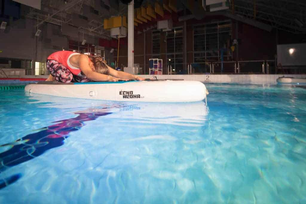 Cours de sup yoga et sup fitness en piscine echo aloha sup for Cegep de chicoutimi piscine